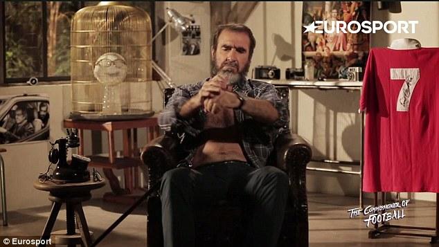 Cantonas besked tilZlatan