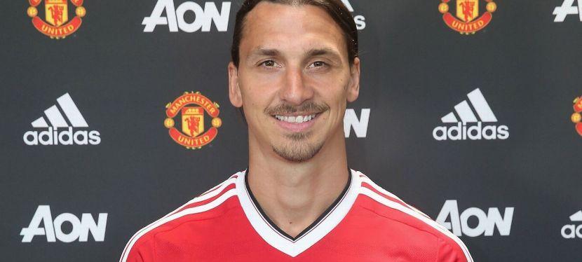 Manchester United: Velkommen, ZlatanIbrahimovic!