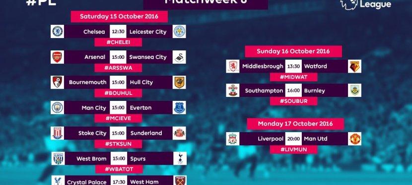 Premier League – 8.runde