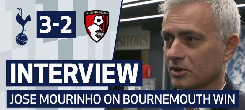 JM om Bournemouthkampen