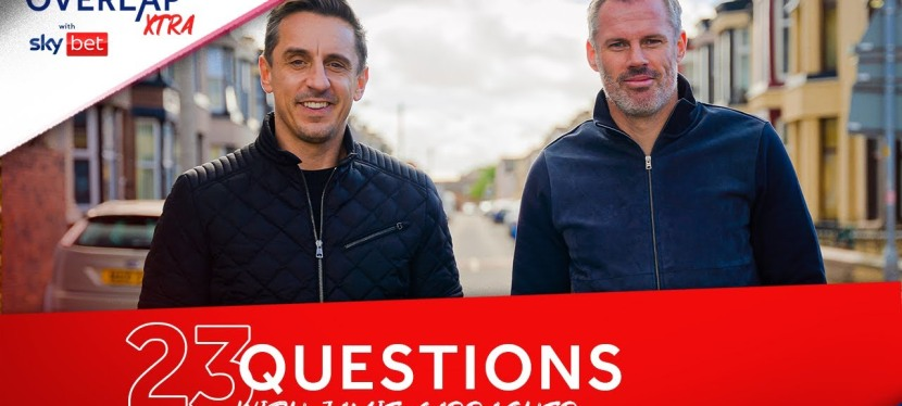 Overlap Xtra: 23Questions